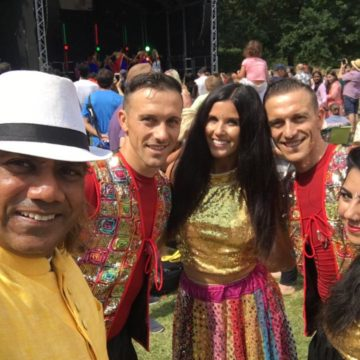 London Mela 2017 at Gunnersbury Park