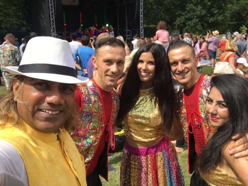 London Mela 2017 at Gunnersbury Park
